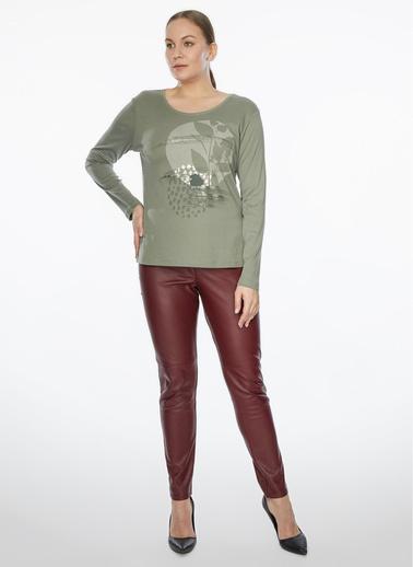 WHIP Design Bluz Yeşil